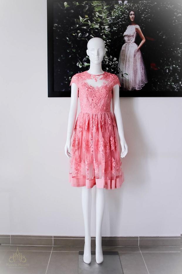 Đầm dạ tiệc ren Mã KH1108