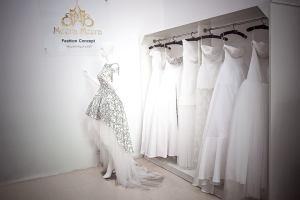 áo cưới mullet: đầm mullet, tay áo mốt 2015, tung 2 tulle