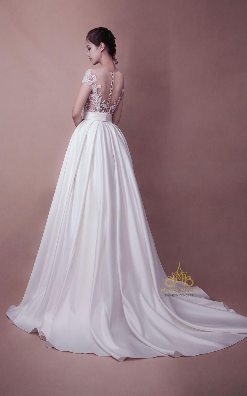 ao cuoi meera meera fashion concept KH3954-5 ao cuoi tung xoe cong chua may ao cuoi sai gon