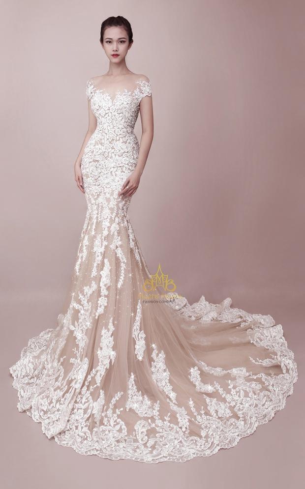 ao cuoi meera meera bridal KH3974 ao cuoi duoi ca may ao cuoi dep tp hcm meera meera fashion concept