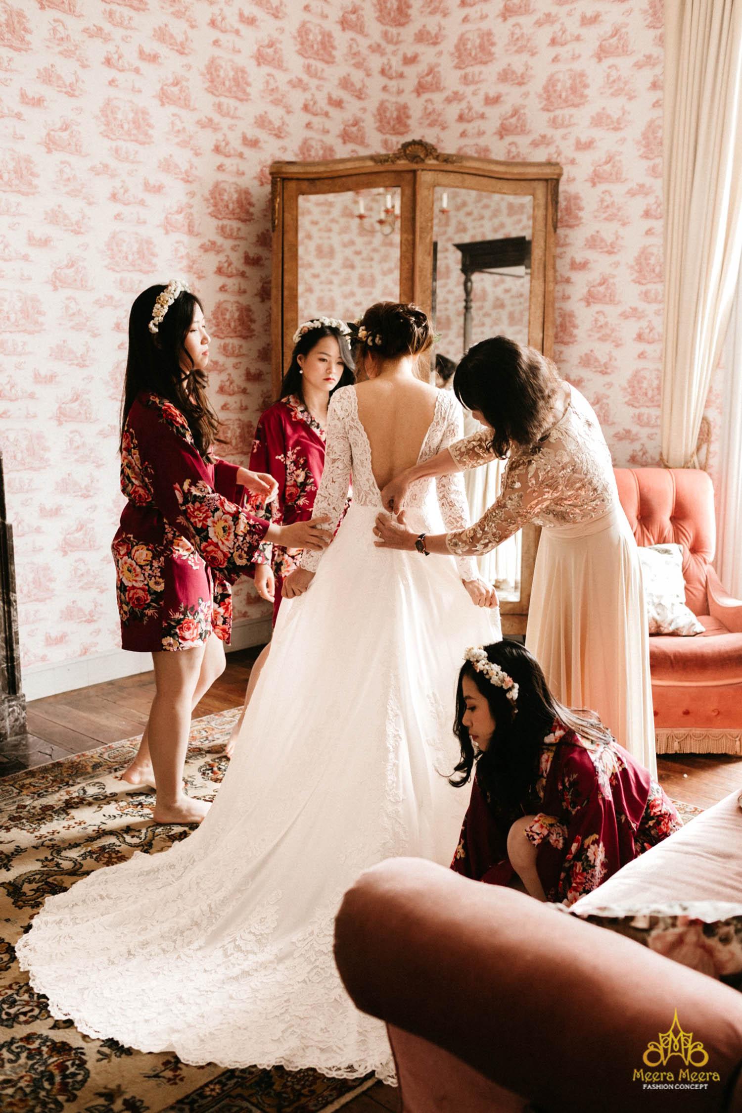 may áo cưới cao cấp meera meera fashion concept hình ảnh cô dâu