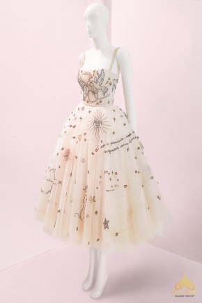 áo cưới dior wedding dress kh1569
