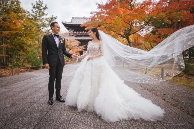 áo cưới thiết kế riêng
